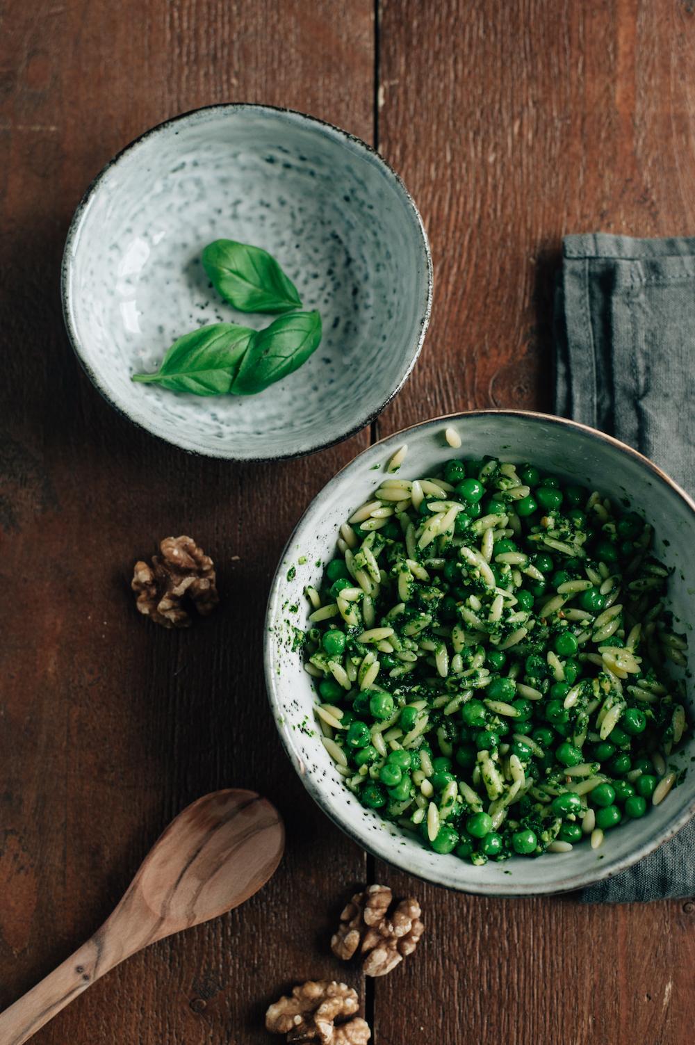 foodfotografie met foodstyling, green food